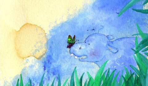 Projet Print - Illustration jeunesse - 2002