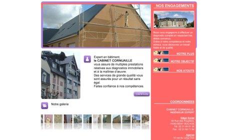 Webdesign - Ingénieur expert - 2012