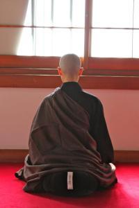 Méditation zen (DR)