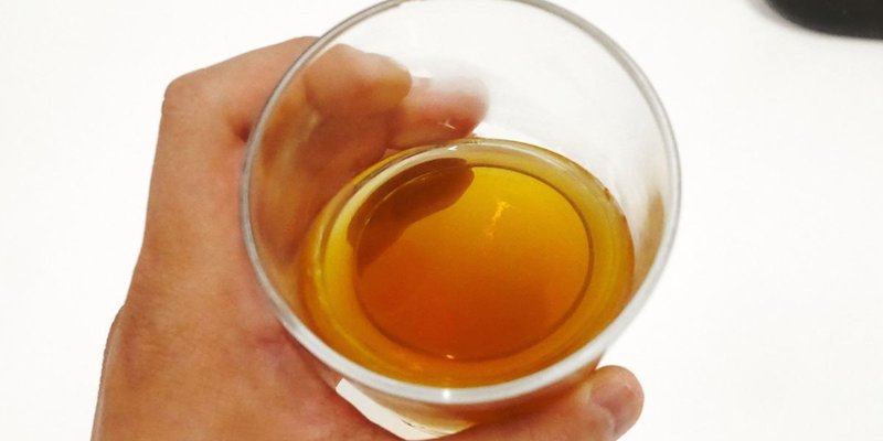 thé kinako