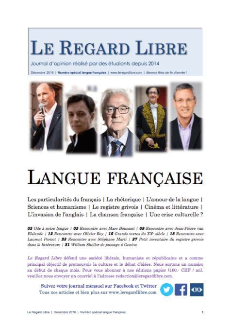 une-rl-n-special-langue-francaise
