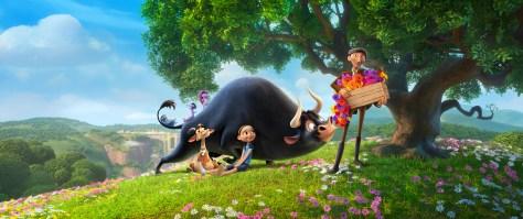 "Twentieth Century Fox and Blue Sky Studios present ""Ferdinand."""