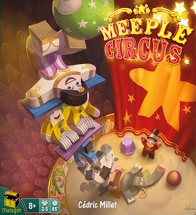 La boite de Meeple Circus