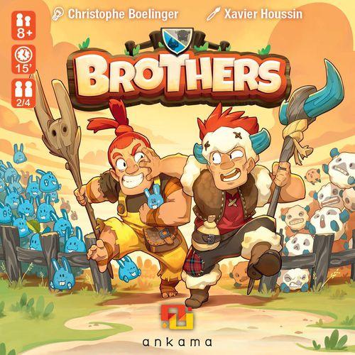 Brothers la petite boite carrée