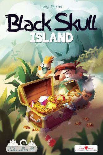 La boite de Black Skull island
