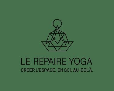 logo du repaire yoga