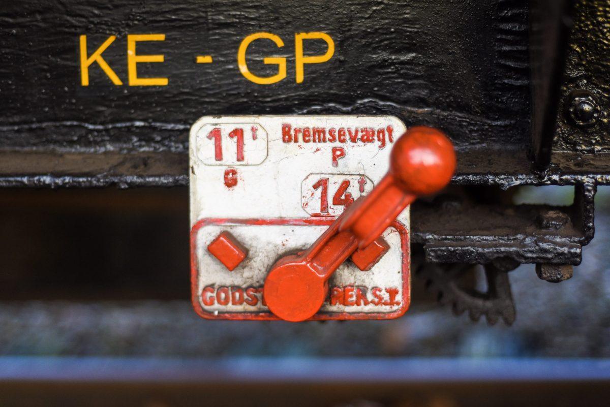 Die alte und solide Technik funktioniert dank der Pflege der ehrenamtlichen Eisenbahnenthusiasten auch heute noch. (Foto: Andreas Lerg)