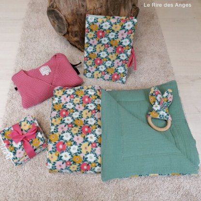 couverture matelassee pour bebe