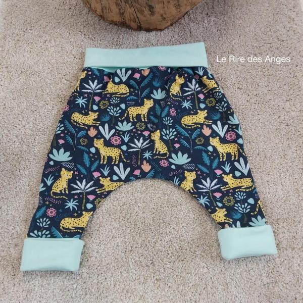 pantalon evolutif tigrou