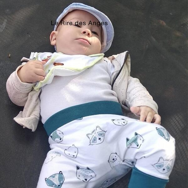 sarouel evolutif bebe fait main 1
