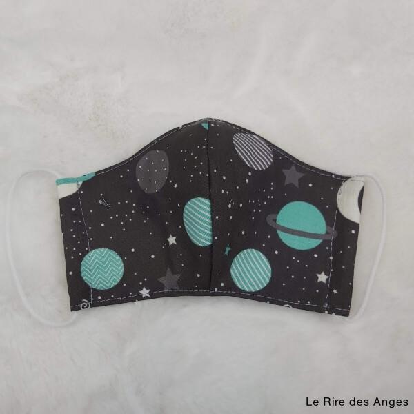 planete masque lavable
