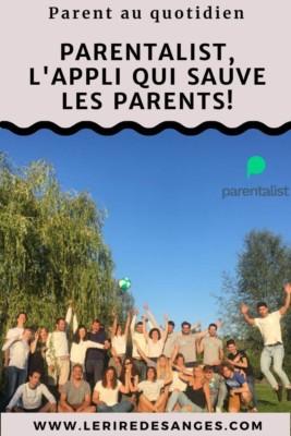parentalist application activites enfants