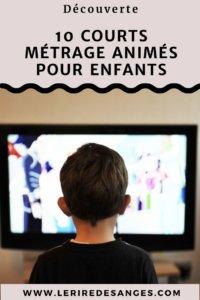 10 courts metrage animation pour enfants