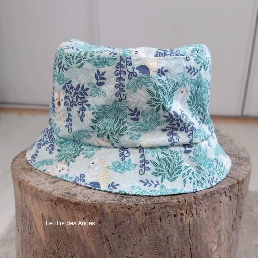 foret enchantee chapeau soleil