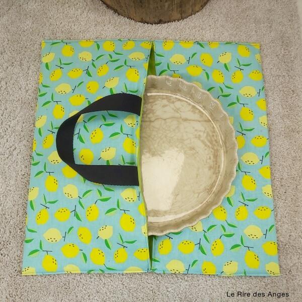 citron sac a tarte