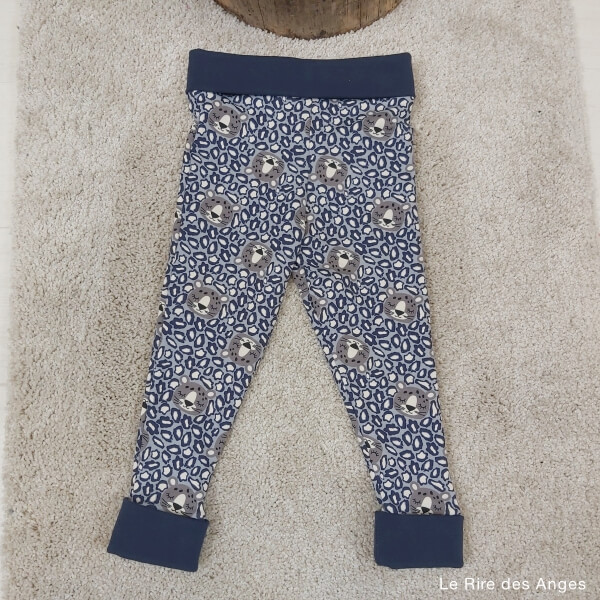 legging evolutif enfant