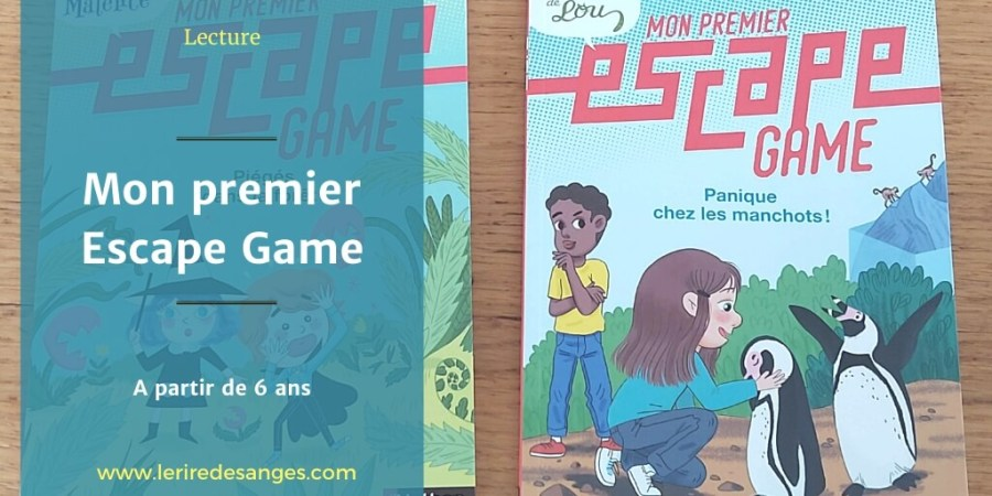 mon premier escape game 6 ans