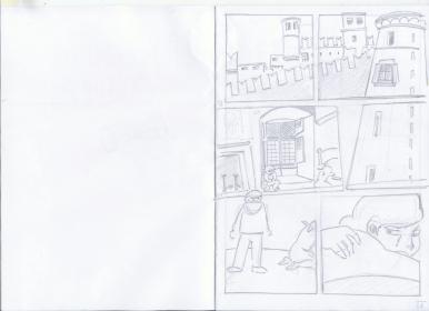 Fratellino y Sorellina STORYBOARD - PAG 1