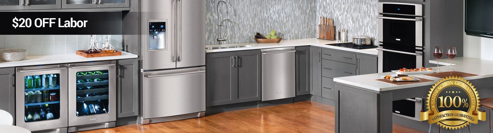 appliance repair specialists ca