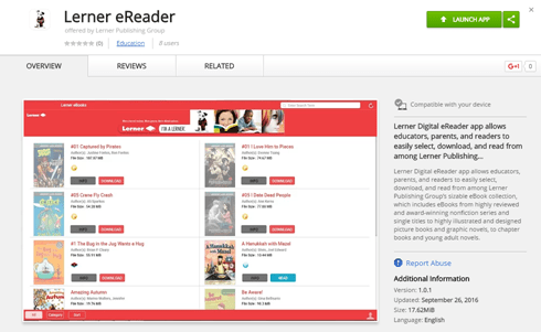 Pleased to Present, Our New (and Free) Lerner Digital