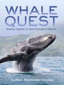 Whale Quest teen nonfiction book