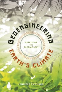 Geoengineering Earth's Climate teen nonfiction book