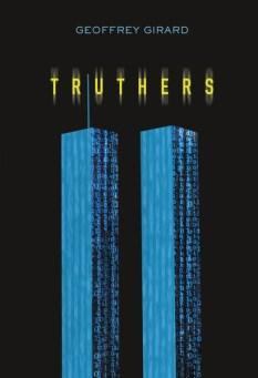 Truthers YA book by Geoffrey Girard