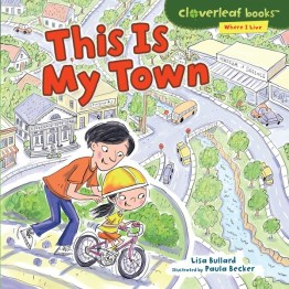 Cloverleaf Books Where I Live series for beginning readers