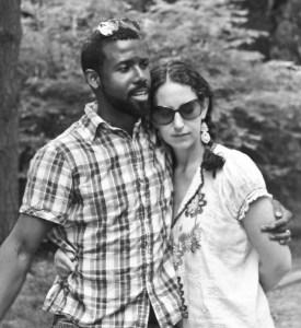 Sean Qualls and Selina Alko