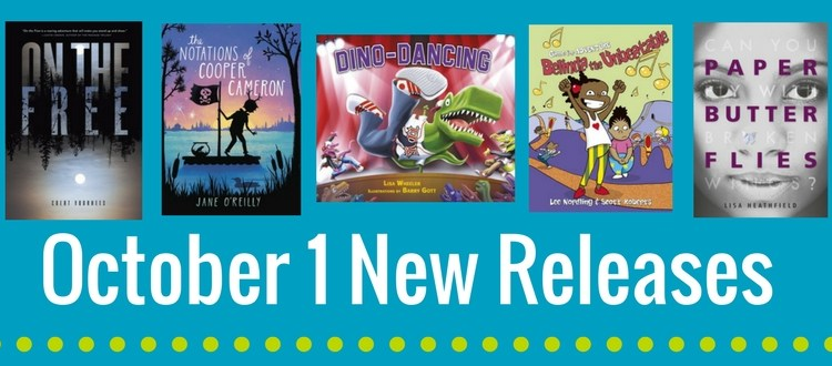 October 1 new releases