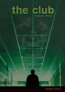 Night Fall creepy books for teens