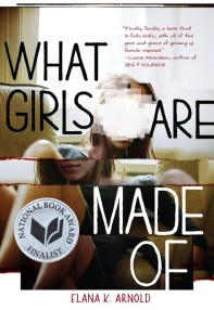 unlikeable female protagonists in YA: What Girls Are Made Of