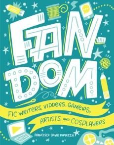 Fandom nonfiction book for teens