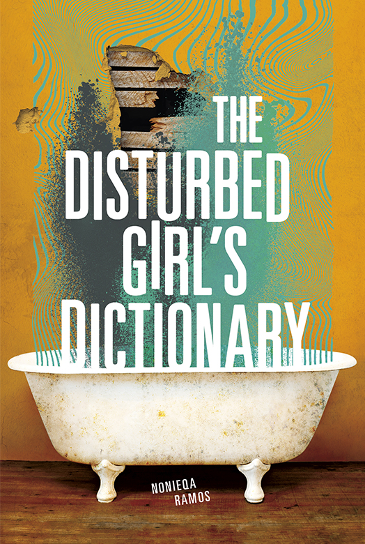 The Disturbed Girl's Dictionary final cover