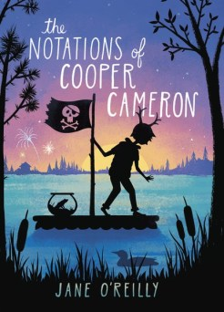 middle-grade novels: The Notations of Cooper Cameron