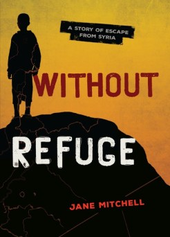middle-grade novels: Without Refuge
