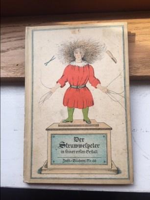 Der Struwwelpeter cover