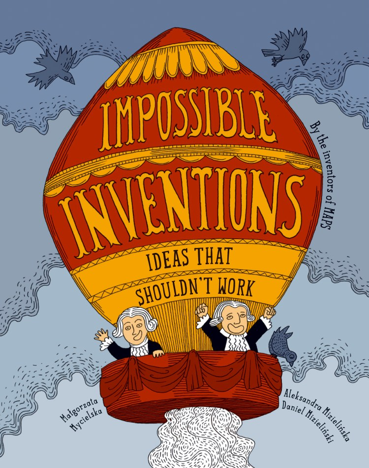 Impossible Inventions Book