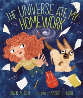The Universe Ate My Homework by David Zeltser