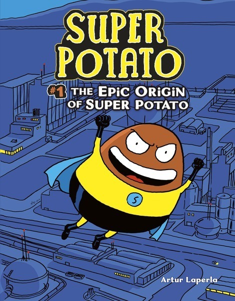 Super Potato Cover