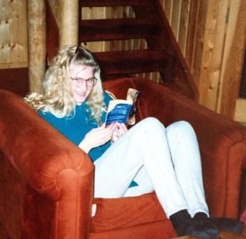 photo of Carol Hinz, age 13