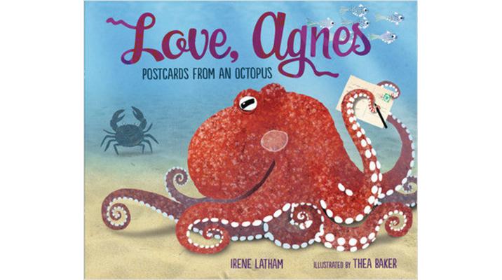 Love Agnes book cover