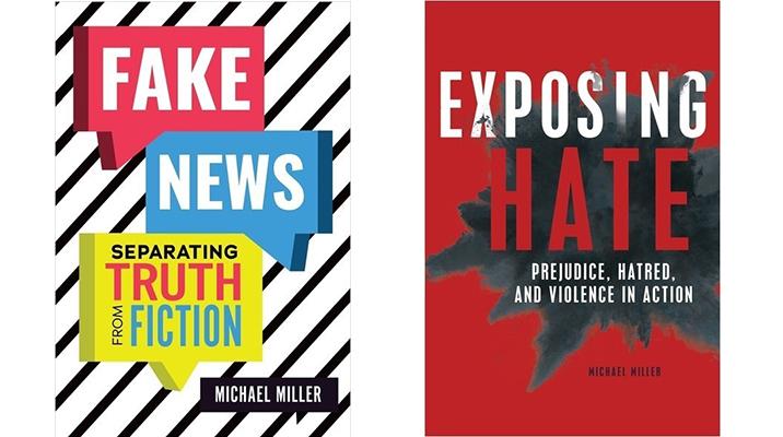 fake news, exposing hate