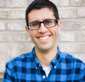 Joshua S. Levy, author of Seventh Grade vs. the Galaxy