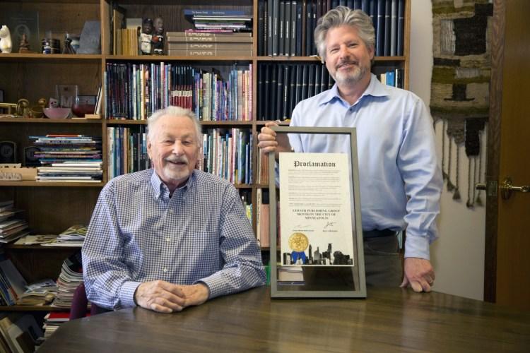 Harry Lerner and Adam Lerner