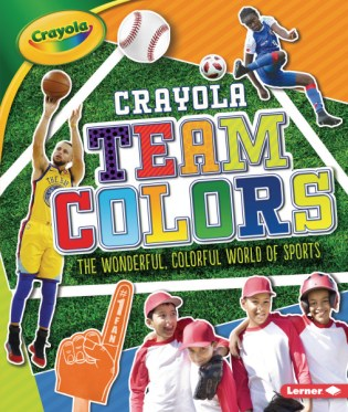Crayola ® Team Colors cover