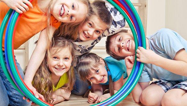 Soziales Kompetenz - Sozialkompetenztraining für Kinder in Gruppen
