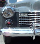 A Cadillac.