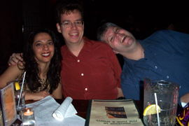 Cheryl, Tom & Craig at Patty Boland's