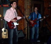 The Eric Eggleston Band [<A HREF=